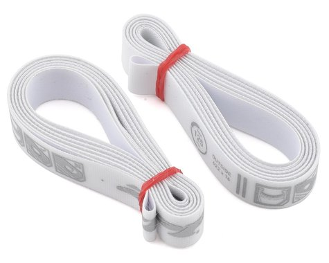 Zipp Rim Strips (White) (700c) (2) (16mm)