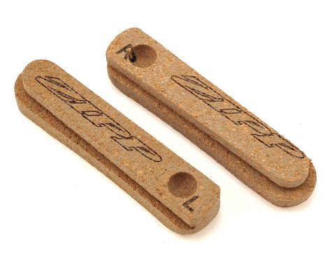 Zipp Tangente High Performance Cork Brake Pads For Sram & Shimano (Pair)