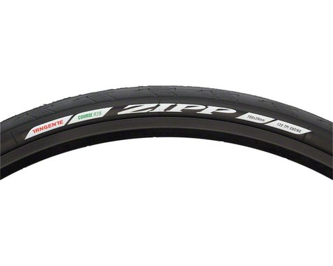 Zipp Tangente Course Puncture Resistant Clincher Road Tire (Black) (700 x 28)