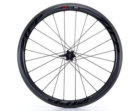 Zipp 303 Firecrest Carbon Clincher V3 Road Wheel - Rear