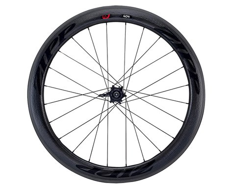 Zipp 404 Firecrest Carbon Clincher V3 Road Wheel - Rear