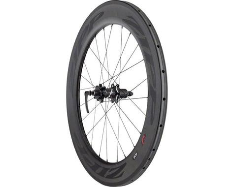 Zipp  808 Firecrest Carbon Tubular Rear Wheel (Black) (Disc Brake)