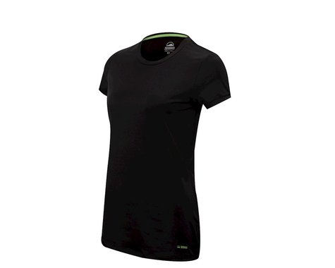 ZOIC Clothing Zoic Women's Vanitee Tech Short Sleeve Jersey (Black)