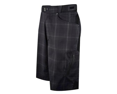 ZOIC Clothing Zoic Ether Plaid Shorts (Black/White)