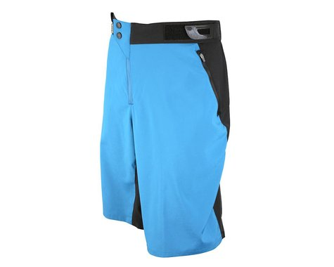 ZOIC Clothing Zoic Vision Short With Liner - 2016 (Blue)