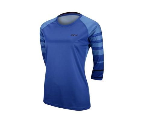 ZOIC Clothing Women's Jerra Jersey (Blue)
