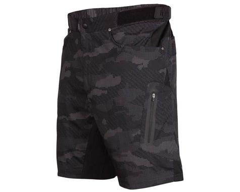 ZOIC Clothing Ether 9 Camo Short (Digi Camo) (w/ Liner) (S)