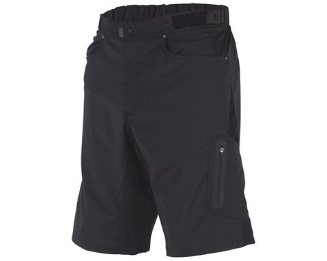 ZOIC Clothing Ether 9 Short (Black) (w/ Liner) (M)