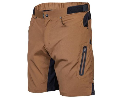 ZOIC Clothing Ether 9 Short (Brown) (w/ Liner) (M)