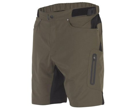 ZOIC Clothing Ether 9 Short (Malachite) (w/ Liner) (L)