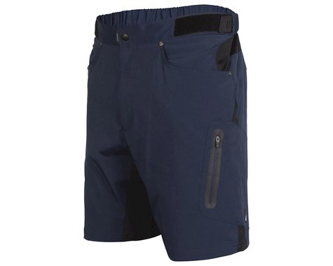 ZOIC Clothing Ether 9 Short (Night) (w/ Liner) (XL)