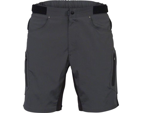 ZOIC Clothing Ether 9 Short (Shadow) (w/ Liner) (M)