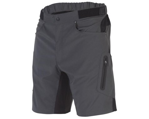 ZOIC Clothing Ether 9 Short (Shadow) (w/ Liner) (S)