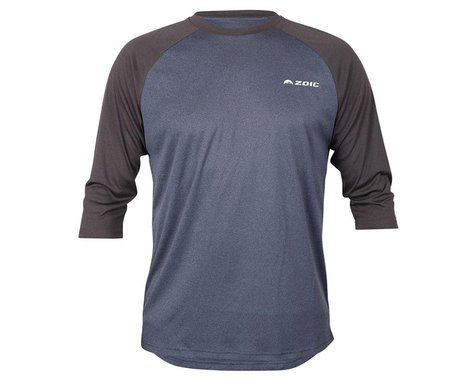 ZOIC Dialed 3/4 Jersey (Navy/Dark Grey) (XL)