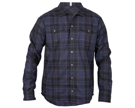 ZOIC Fall Line Flannel (Blue Plaid) (S)