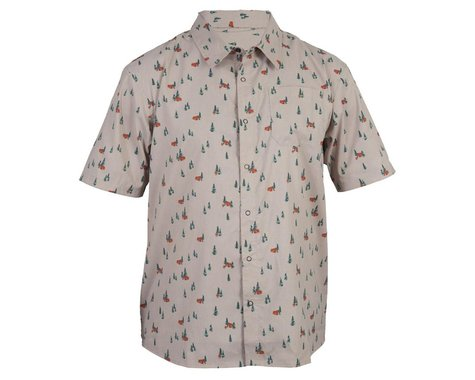ZOIC Evolve Short Sleeve Jersey (Pitcha Tent) (L)