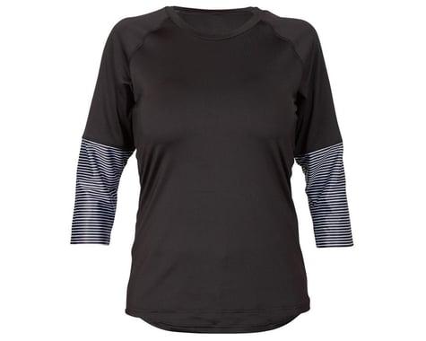 ZOIC Clothing Women's Jerra Jersey (Black) (L)
