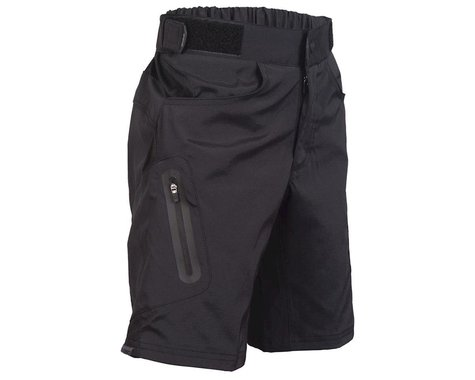 ZOIC Ether Jr Shorts (Black) (XL)