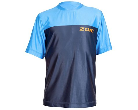 ZOIC Youth Lucas Short Sleeve Jersey (Night) (Youth L)