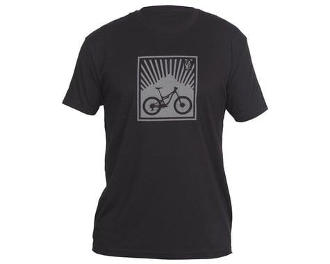 ZOIC Cycle Tee (Black) (L)