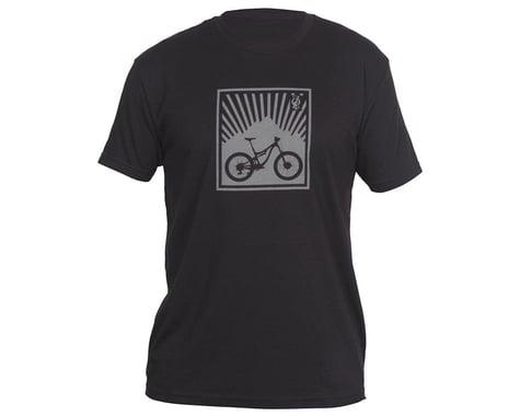 ZOIC Clothing Cycle Tee (Black) (M)
