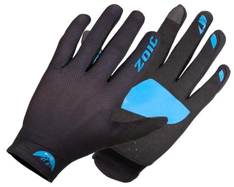 ZOIC Ether Gloves (Black/Azure) (M)