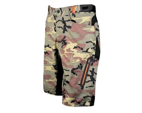 ZOIC Clothing Zoic Ether Camo Shorts w/ Liner (Camouflage) (Xxlarge)