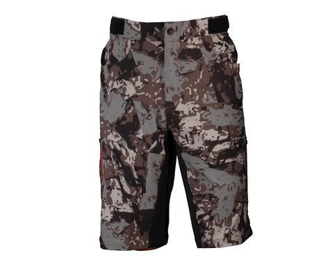 ZOIC Clothing Zoic Ether Camo Baggy Shorts (Rock Camo)