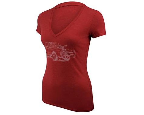 ZOIC Women's Truck Short Sleeve Tee (Black)