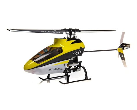 Blade 120 S2 Fixed Pitch Trainer Bind-N-Fly Electric Micro Helicopter