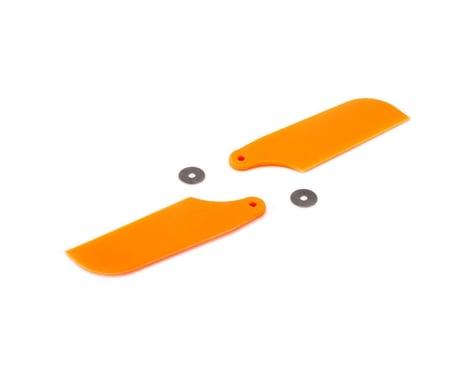 Blade Tail Rotor Blade Set (Orange) (B450 3D, B400)