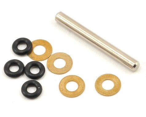Blade Feathering Spindle w/O-rings & Bushings: 120 SR