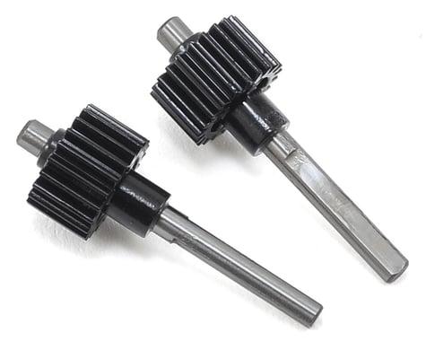 Blade Trio 180 CFX Tail Pinion Gear/Shaft