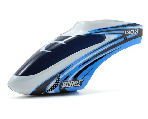 Blade Canopy (Blue/White) (130 X)