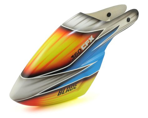Blade 360 CFX Fiberglass Canopy