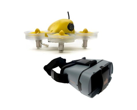 Blade Inductrix FPV RTF w/Headset Adapter