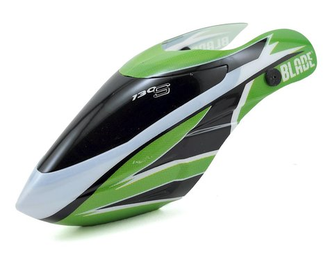 Blade 130 S Stock Canopy (Green)