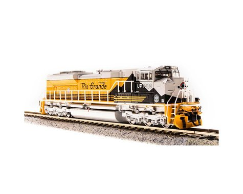 Broadway N SD70ACe w DCC & Paragon 3 UP D&RGW Heritage#1989