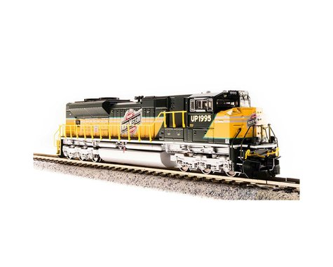 Broadway N SD70ACe w DCC & Paragon 3 UP C&NW Heritage #1995