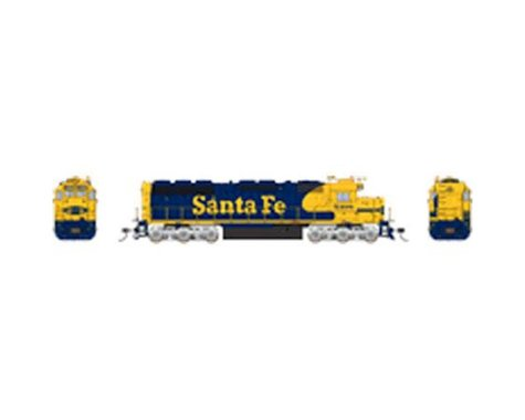 HO SD45 w DCC & Paragon 3 SF #5398