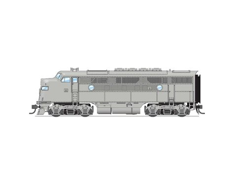 Broadway NYA HO F3A Phase IIa w DCC & Paragon 3 Undecorated