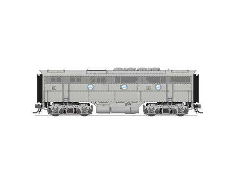 Broadway NYA HO F3B Phase IIa w DCC & Paragon 3 Undecorated