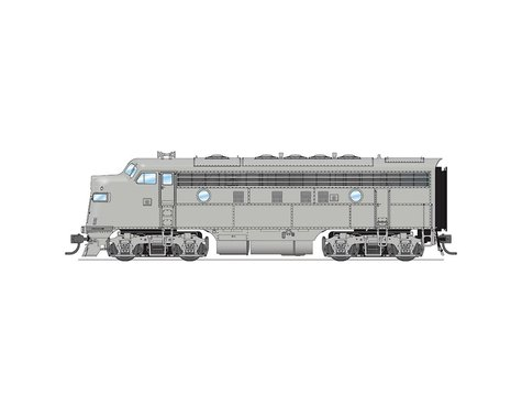 HO F3A Phase I w DCC & Paragon 3 Undecorated