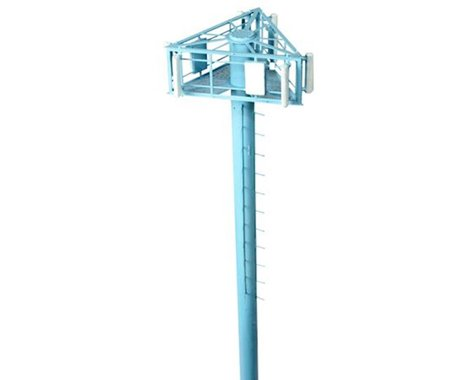 BLMA Models HO Cell Phone Tower Kit w/Antenna (Photo-Etched)