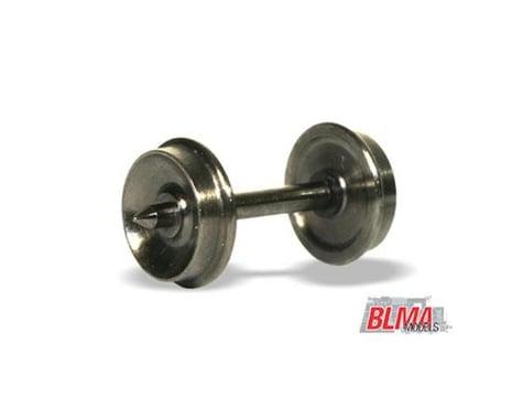 "BLMA Models N Precision Metal Wheels, 33"" (24)"