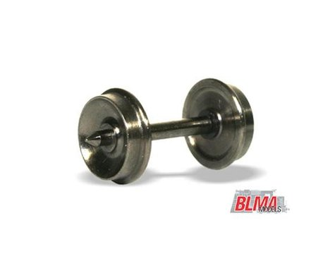 "BLMA Models N Precision Metal Wheels, 36"" (24)"