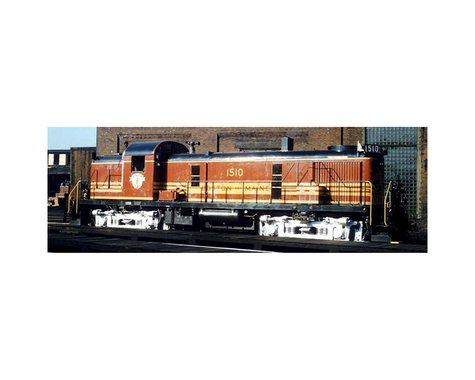 Bowser HO RS3 w DCC & Sound B&M #1514