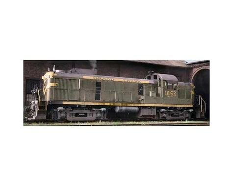 Bowser HO RS3 w DCC & Sound GTW #1862