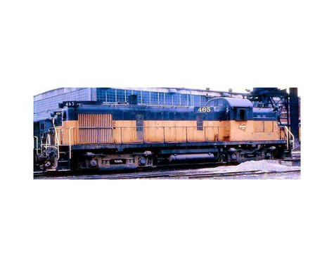 HO RS3 with DCC & Sound MILW #466