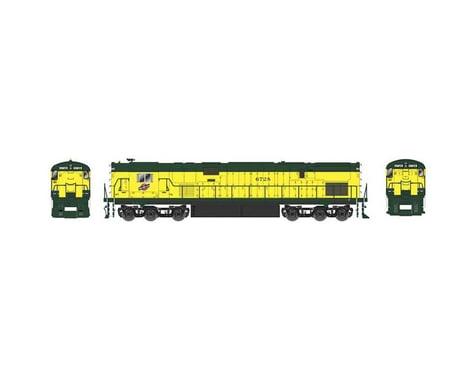 Bowser HO C628 C&NW Zito Yellow #6728